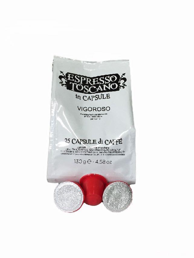 300 capsules espresso toscano compatible nespresso choose your flavors nespresso. Black Bedroom Furniture Sets. Home Design Ideas