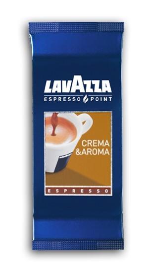 100 Coffee Capsules LAVAZZA Crema e Aroma Espresso Point