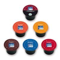 600 Coffee Capsules LAVAZZA BLUE Choose Your Flavor