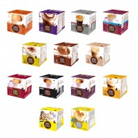 192 Coffee Capsules NESCAFE' DOLCE GUSTO Choose Your Flavors