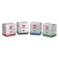 108 Capsules Illy Iperespresso 6 Packs of 18 Capsules You Choose