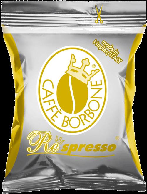 100 Capsule Borbone Respresso Compatibili Nespresso Miscela Oro