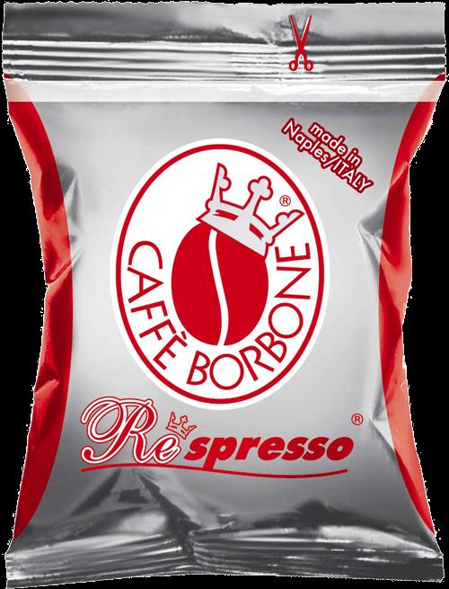 300 Capsule Borbone Respresso Compatibili Nespresso Miscela Rossa