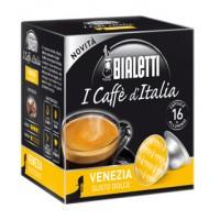 16 Capsule Caffe' BIALETTI Gusto VENEZIA Dolce