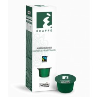 10 Capsule CAFFITALY - Ecaffe' ARMONIOSO FAIR TRADE