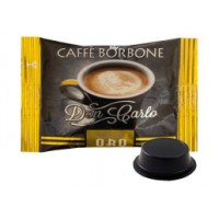 100 Capsule Borbone Don Carlo Compatibili Lavazza A Modo Mio Miscela Oro