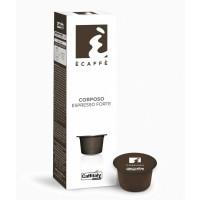 10 Capsule CAFFITALY - Ecaffe' CORPOSO