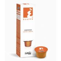 10 Capsule CAFFITALY - Ecaffe' CREMOSO - CAFFE' CREMA