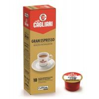 10 Capsule CAFFITALY - CAGLIARI GRAN ESPRESSO