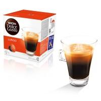 16 Capsule NESCAFE' DOLCE GUSTO - CAFFÈ LUNGO