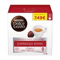 90 Capsule Nescafè Dolce Gusto Espresso Roma Magnum Pack