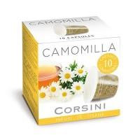 10 Capsule Compatibili Nespresso Caffe' Corsini Camomilla