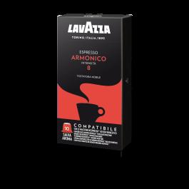 200 Capsules LAVAZZA Compatible NESPRESSO ARMONICO