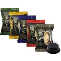 100 Capsules Caffe' Borbone Compatible Lavazza A Modo Mio Choose Your Flavor