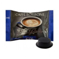 300 Lavazza A Modo Mio Kompatible Kapseln Alternative CAFFE' BORBONE